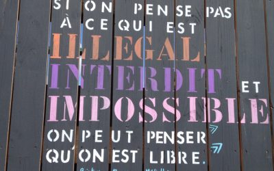 Murs d'expression philosophique